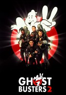 Ghostbusters II - Movie Cover (xs thumbnail)