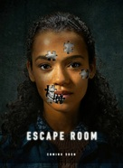 Escape Room - British Movie Cover (xs thumbnail)