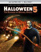 Halloween 5 - Movie Cover (xs thumbnail)