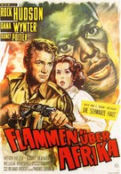 Something of Value - German Movie Poster (xs thumbnail)
