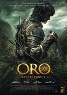 Oro - French DVD movie cover (xs thumbnail)