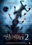 The Human Centipede II (Full Sequence) - French Movie Cover (xs thumbnail)