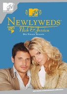 """Newlyweds: Nick & Jessica"" - German DVD cover (xs thumbnail)"
