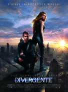 Divergent - French Movie Poster (xs thumbnail)