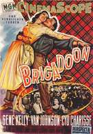 Brigadoon - German Movie Poster (xs thumbnail)