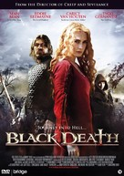 Black Death - Dutch DVD cover (xs thumbnail)