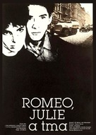 Romeo, Julia a tma - Czech Movie Poster (xs thumbnail)