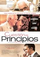 Cuestión de principios - Spanish Movie Poster (xs thumbnail)