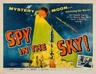Spy in the Sky! - Movie Poster (xs thumbnail)