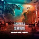 Godzilla vs. Kong - Brazilian Movie Poster (xs thumbnail)
