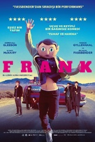 Frank - Turkish Movie Poster (xs thumbnail)