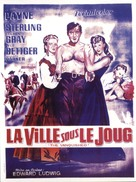 The Vanquished - French Movie Poster (xs thumbnail)