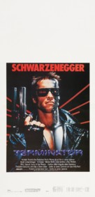 The Terminator - Italian Theatrical poster (xs thumbnail)