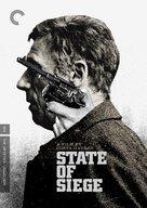 État de siège - DVD cover (xs thumbnail)