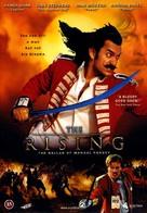 The Rising - Danish DVD cover (xs thumbnail)