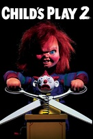 Child's Play 2 - DVD movie cover (xs thumbnail)