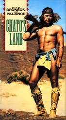 Chato's Land - VHS cover (xs thumbnail)