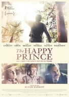The Happy Prince - German Movie Poster (xs thumbnail)