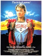Teen Wolf - French Movie Poster (xs thumbnail)