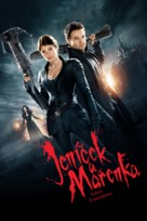 Hansel & Gretel: Witch Hunters - Czech Movie Cover (xs thumbnail)