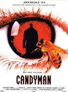 Candyman - French Movie Poster (xs thumbnail)