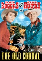 The Old Corral - DVD cover (xs thumbnail)