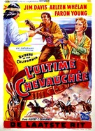 Raiders of Old California - Belgian Movie Poster (xs thumbnail)