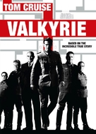Valkyrie - DVD cover (xs thumbnail)