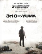 3:10 to Yuma - For your consideration movie poster (xs thumbnail)