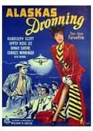 Belle of the Yukon - Danish Movie Poster (xs thumbnail)