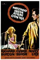 Look Back in Anger - Spanish Movie Poster (xs thumbnail)