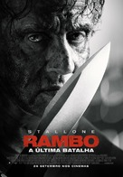 Rambo: Last Blood - Portuguese Movie Poster (xs thumbnail)