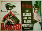Alle Kätzchen naschen gern - British Movie Poster (xs thumbnail)