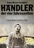 Händler der vier Jahreszeiten - German Movie Poster (xs thumbnail)