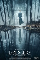 The Lodgers - Movie Poster (xs thumbnail)