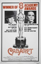 Cabaret - Movie Poster (xs thumbnail)