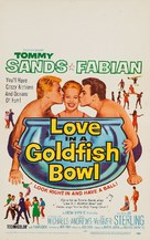 Love in a Goldfish Bowl - Movie Poster (xs thumbnail)