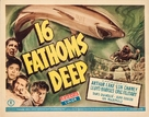 16 Fathoms Deep - Movie Poster (xs thumbnail)