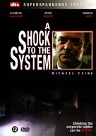 A Shock to the System - Dutch Movie Cover (xs thumbnail)