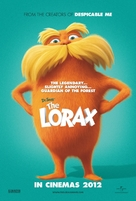 The Lorax - British Movie Poster (xs thumbnail)