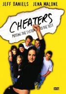 Cheaters - DVD cover (xs thumbnail)