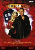 """""""Doctor Who"""" - Polish DVD movie cover (xs thumbnail)"""
