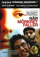 När mörkret faller - Finnish Movie Poster (xs thumbnail)