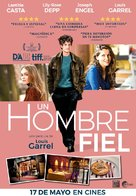 L'homme fidèle - Spanish Movie Poster (xs thumbnail)
