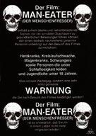 Antropophagus - German Movie Poster (xs thumbnail)