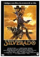 Silverado - Spanish Movie Poster (xs thumbnail)