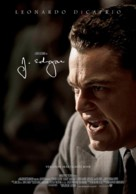 J. Edgar - Swedish Movie Poster (xs thumbnail)
