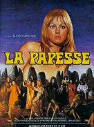 La papesse - French Movie Poster (xs thumbnail)
