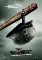 Inglourious Basterds - German Movie Poster (xs thumbnail)