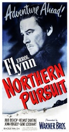 Northern Pursuit - Movie Poster (xs thumbnail)